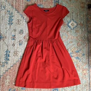 Madewell dress with pockets!